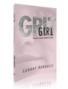 Grit Girl by Sunday Burquest