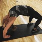 Melissa McNallan Wheel Pose Yoga