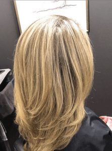 Melissa McNallan Hair by Michelle Hilsman