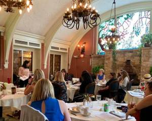 Women Ignite Retreat During Class