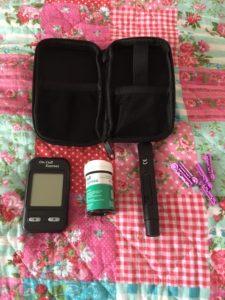 血糖 測定 エイコン 器 値