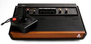 El viejo Atari 2600