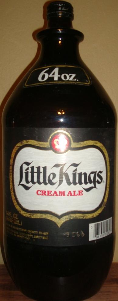 40ozMaltLiquorcom  Little Kings Cream Ale
