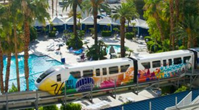 Image result for las vegas monorail""