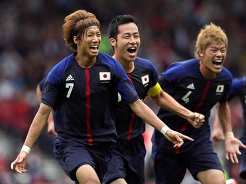 日本サッカー好調!