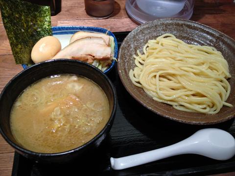 流山:三ツ矢堂製麺