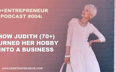 How Judith (75) turned her hobby into a business