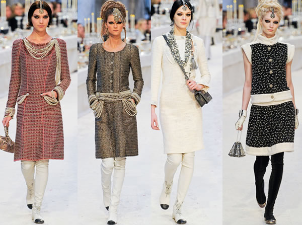 How to wear leggings over 40 chanel