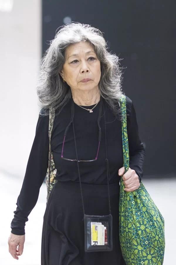 Even More Women Sporting Fabulous Long Silver Hair