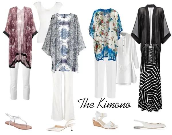 How to wear a kimono   40plusstyle.com