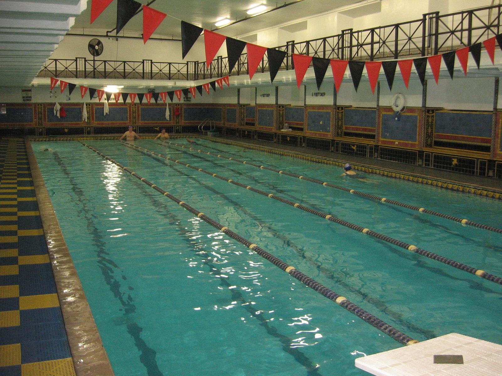 Ymca  40 Pools