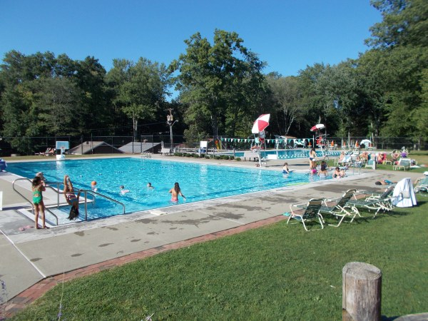 Poundridge Town Pool