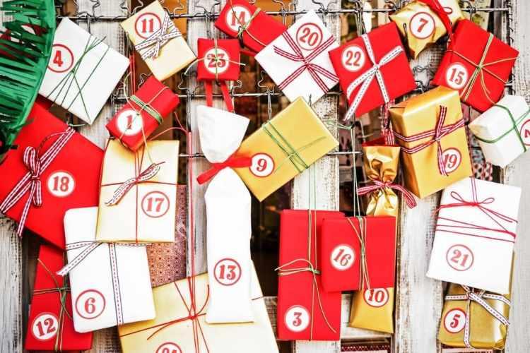 Top 10 Weihnachtskalender ohne Zucker