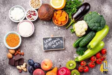 Glykämischer Index bei Lebensmitteln