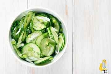 Gurken – Nährstoffe und Kalorien