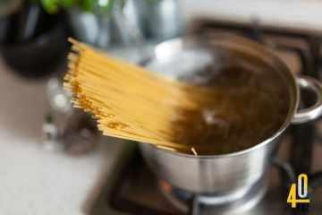 5 typische Fehler beim Spaghetti kochen