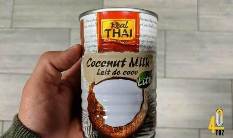 Coconut Milk Lite von Real Thai