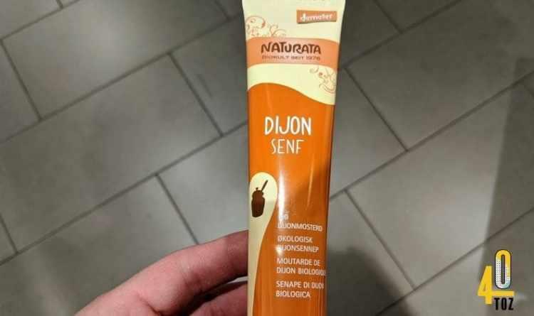 Dijon Senf von Naturata
