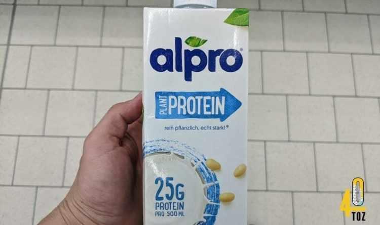 Plant Protein 25g Protein von Alpro