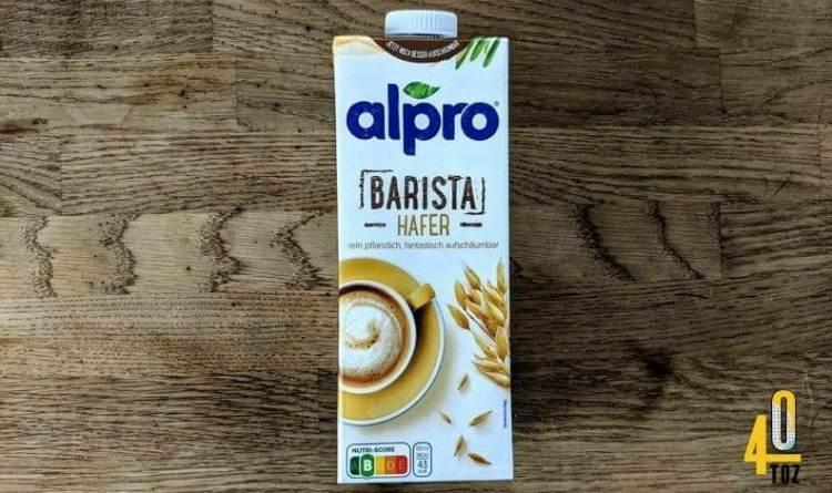 Barista Hafer von alpro