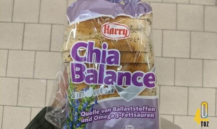 Chia Balance Sandwich von Harry