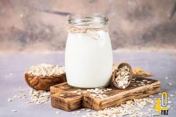 Hafermilch ohne Zucker