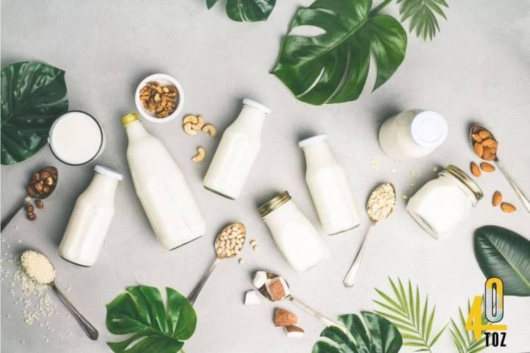 Milchersatzprodukte im Vergleich