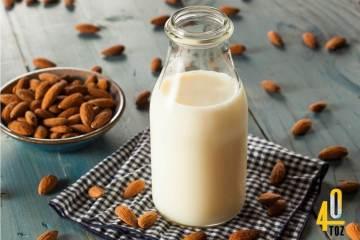 Alles über Mandelmilch