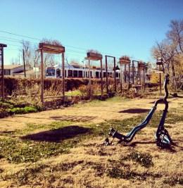 View of Light Rail