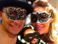 Family Masked Avengers