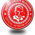 Aussie Daddy Bloggers Badge
