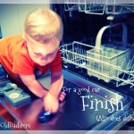 Indy playing on the dishwasher prt 6