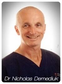 Dr Nicholas Demediuk