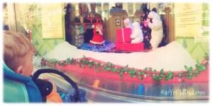 Myer Christmas Window