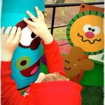 Hey Duggee Funny Face Totem