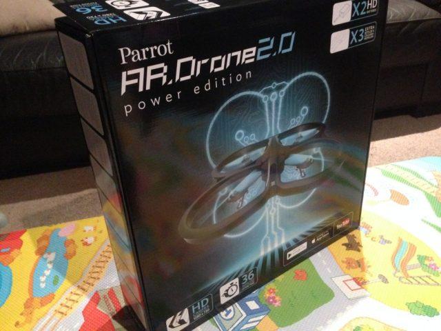 Parrot A.R.Drone 2.0