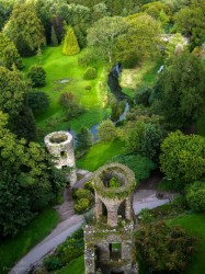 trees green nature forest fantasy my upload castle building fairy tale Woods stream medieval stone Ancient woodland Ireland myth brook ruins enchanting silvaris magical landscape silvaris •