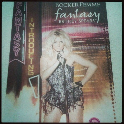rocker femme fantasy britney spears