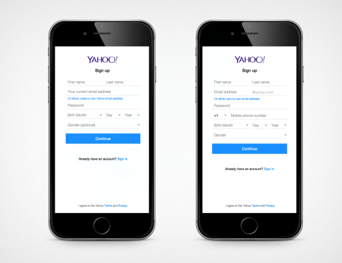 You Can Now Get A Yahoo Account With Any Email Address
