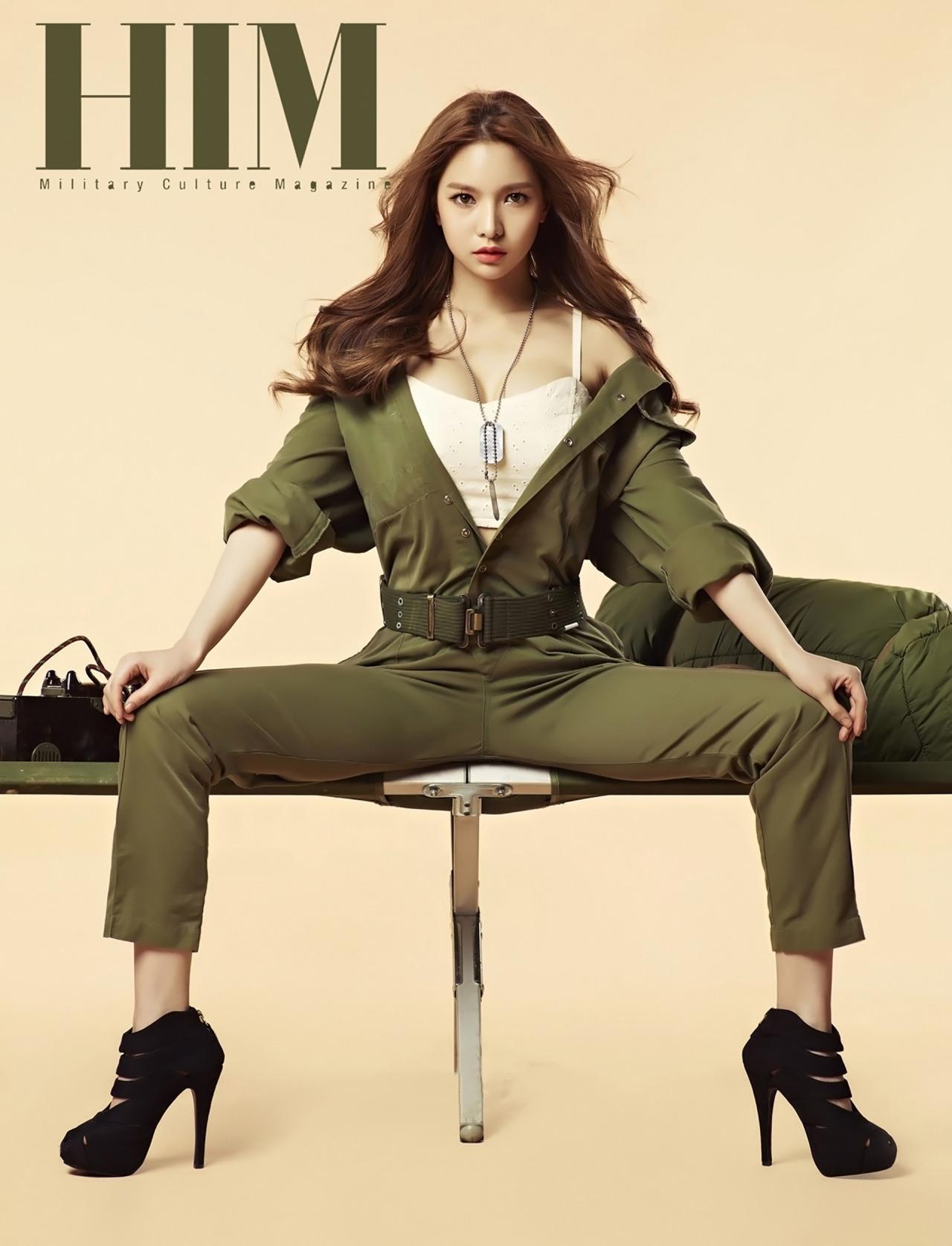 Fiestar Jei - HIM Magazine March Issue '15