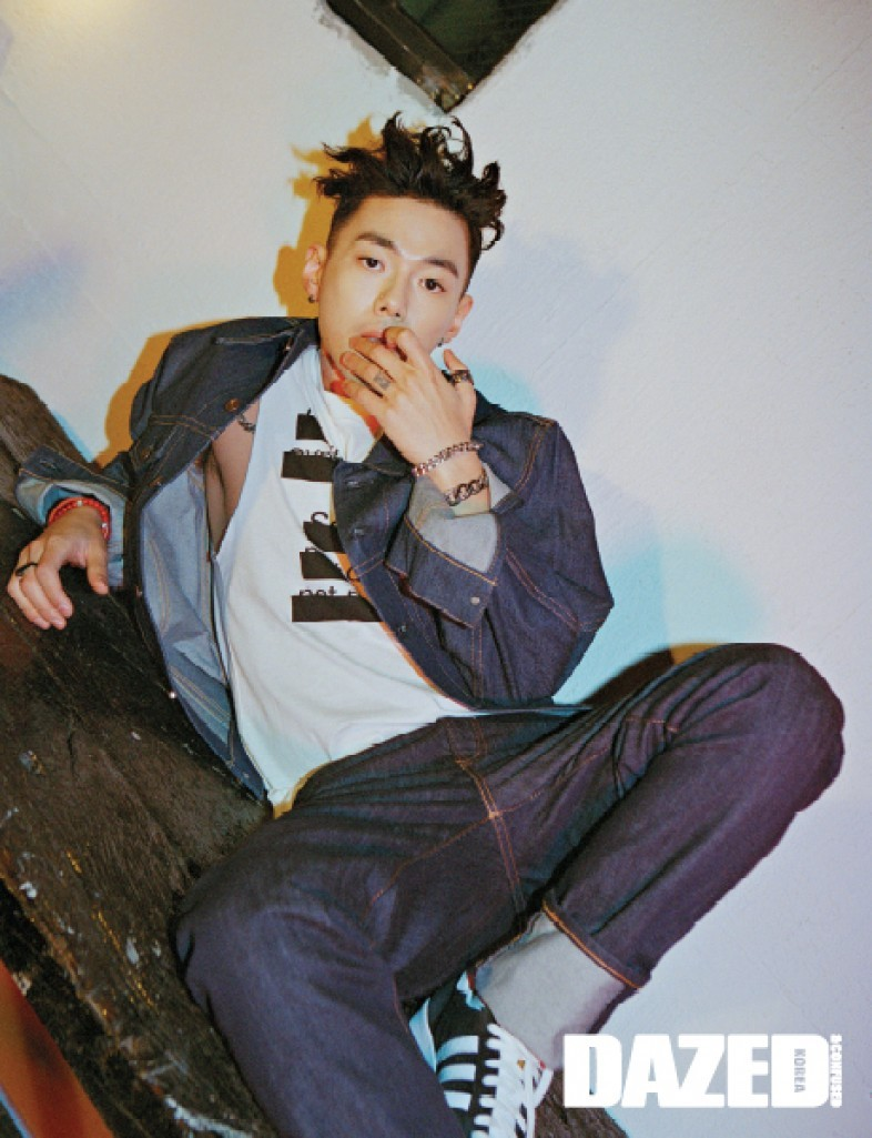 G.Soul - Dazed and Confused Magazine March Issue '15