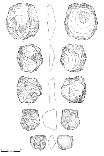Analysis of Neumark-Nord 2/2 lithic assemblage: results
