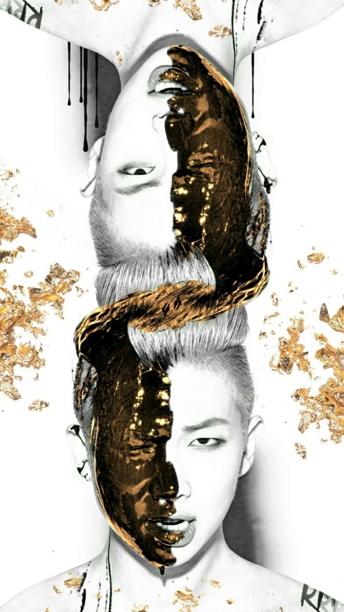 """R to the M I'm a mf MONSTER"" R to the M he is mf GOLDEN"