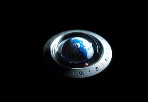 地球時計 wn-2