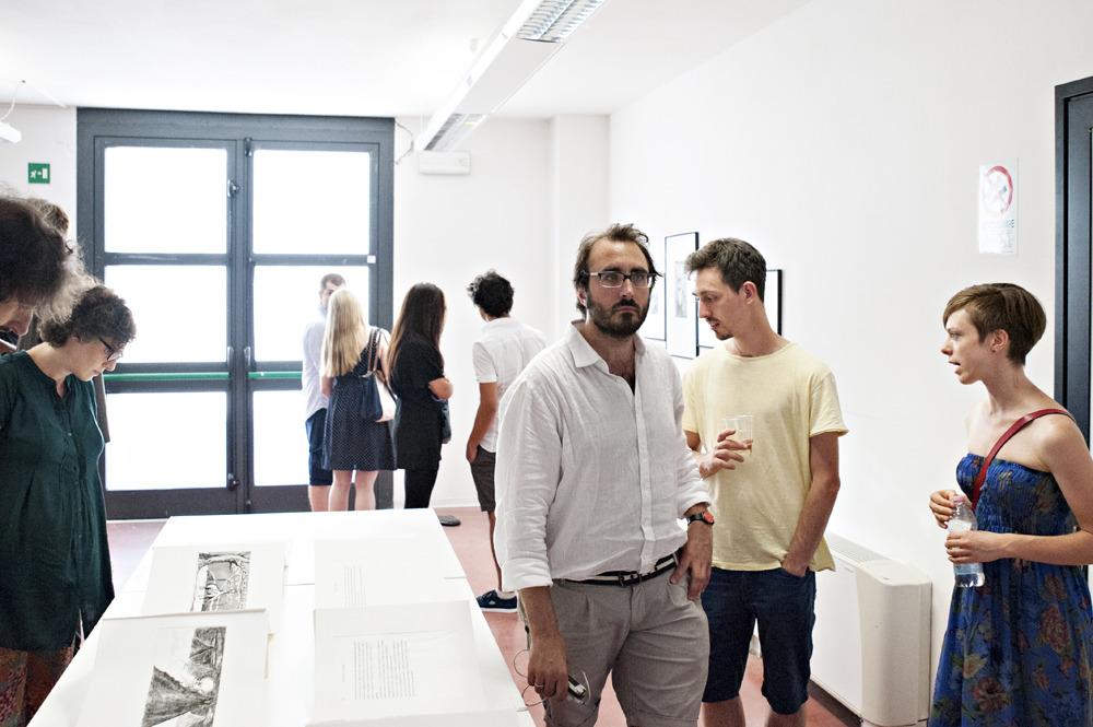 """16.07.15, OPENING: Massa Carrara """"Ipotenusa. Una mostra irrealizzabile"""" & Livorno """"Imaginary landscape"""" © Francesca Catastini"""