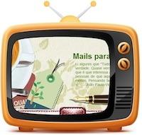 Mails para a minha Irmã – Tento na TV