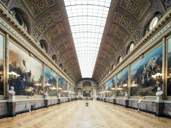 Palace of Versailles Art