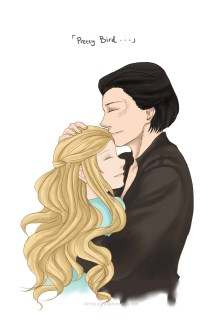 I Ship    Diaval and Aurora -Maleficent - Reverie Society