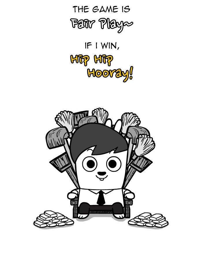 [Webtoon] Hip Hop Monster Chapter 5 : Working Together For