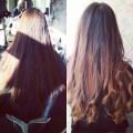 Balayage highlights on lara so jealous of her beautiful long hair